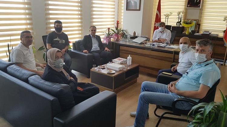 Arnavutköy İlçe Milli Eğitim Müdürlüğü Ziyareti