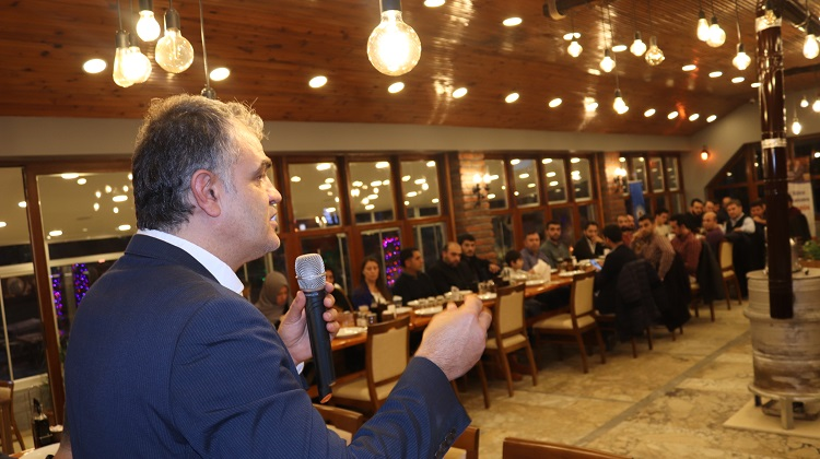 Arnavutköy İş Yeri Temsilcileri İle Toplantı Düzenlendi
