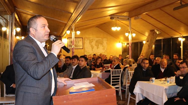 Fatih İlçe Temsilcileri Toplantısı Gerçekleştirildi